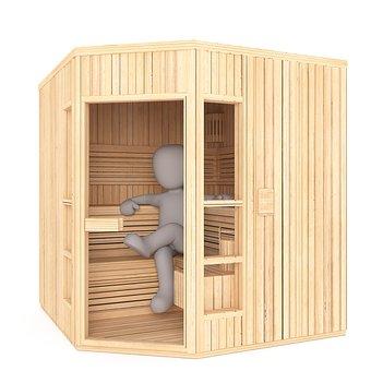 sauny nowoczesne