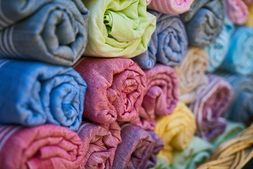 materiały tkaniny - cena