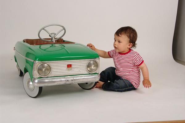 samochody elektryczne dla dzieci