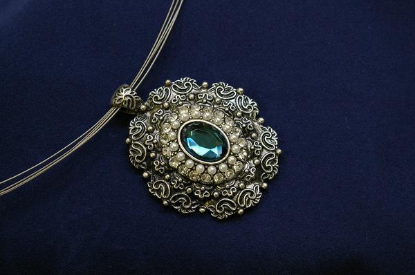 biżuteria srebrna z turkusem