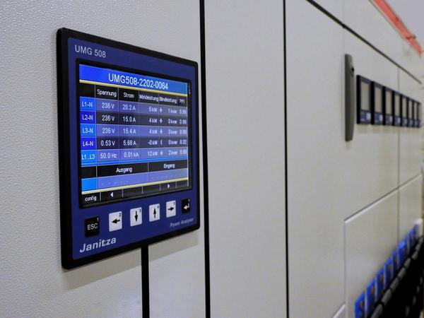 analizator jakości energii elektrycznej